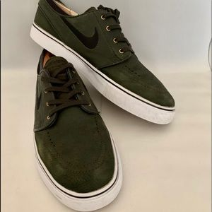 Nike leather Stefan Janiski shoes